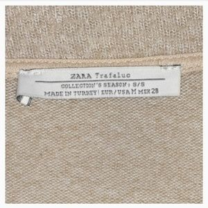Zara | Long Cardigan